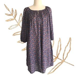 COUNTRY ROAD Floral Cotton Dress